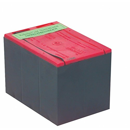 Weidezaunbatterie 9 Volt 55 AH Trockenbatterie Batterie