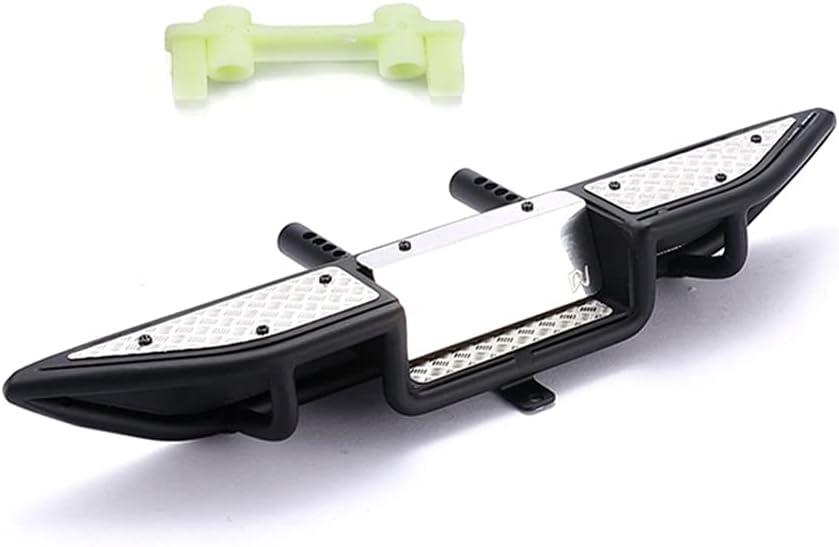 Runtodo Metal Rear Bumper Max 46% OFF for TRX4 K5 discount III 1 Bronco Axial SCX10