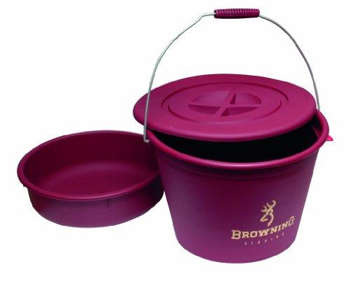 Browning Futtereimer 3tlg, mehrfarbig, 8514010
