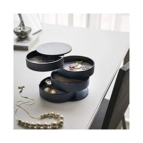 Sieraden opbergdoos, eenvoudige moderne multi-slaapkamer garderobe juwelen afwerking doos met deksel opbergdoos stijlnaam size 1 exemplaar
