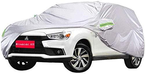 Carohome Fundas para coche Cubre la cubierta del coche de Mitsubishi ASX coche SUV exterior cubierta