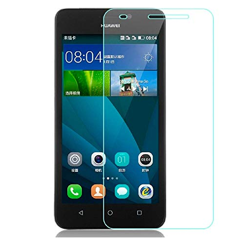 Protector de pantalla cristal de templado compatible con Huawei y635, Dureza 9H
