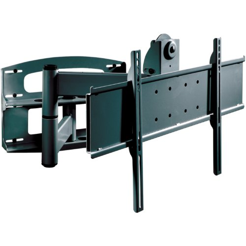 Peerless 37 - 60 Inches Full-Motion Plus Wall Mount, Black