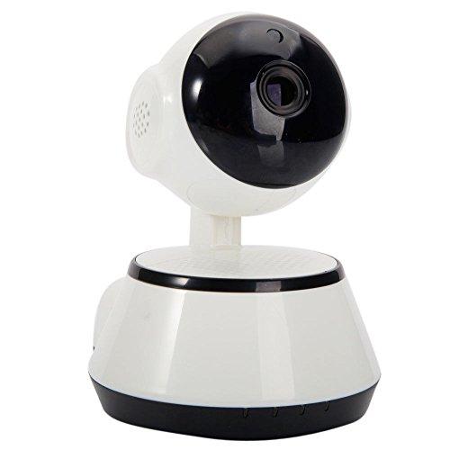 RONSHIN Draadloze HD 720P IP Camera Thuis Beveiliging CCTV WiFi Camera Nachtzicht Baby Monitor Wit
