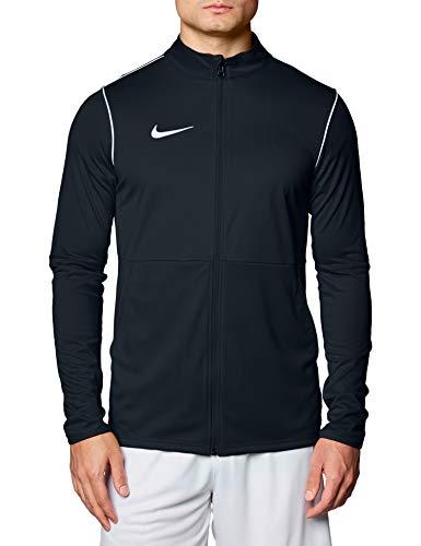 Nike Park 20, Giacca Sportiva Uomo, Nero/Bianco/Bianco, XL
