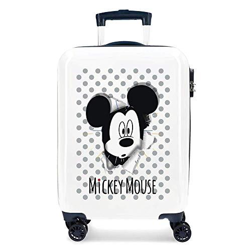 Trolley Topolino - Have A Good Day - Disney Valigia da Viaggio CM. 55x38x20 in ABS - 3071728