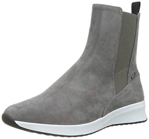 HÖGL Damen Dry Track Stiefelette, Grey 6000, 42 EU