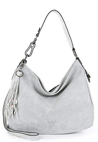 SURI FREY Beutel Romy 11587 Damen Handtaschen Uni grey 800 One Size