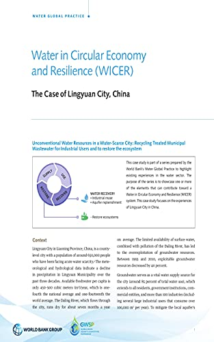 Water in Circular Economy and Resilience : The Case of Lingyuan City, China (English Edition)