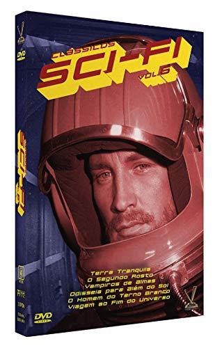 Clássicos Sci-Fi Volume 6 - 3 Discos [DVD]