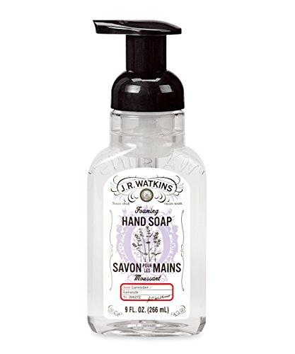 WATKINS INC 20627 9OZ Lavender Scent Foaming Hand Soap, 9 oz,
