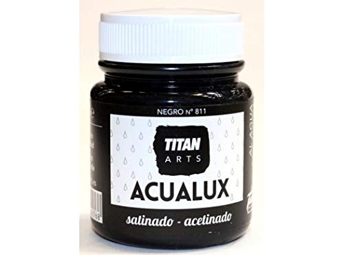 Industrias Titan. S.L 920811 - Pintura manualid. acril. 100 ml ne satin....
