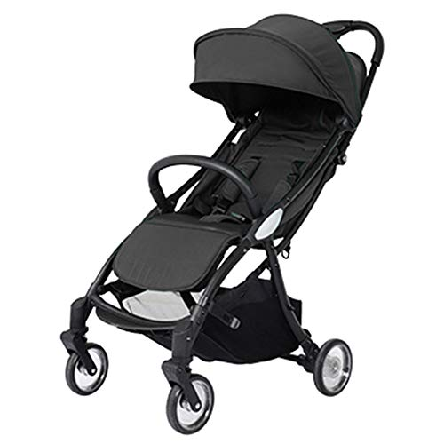 Lowest Prices! WHL.LL Multifunction Automatic Closed car System Pushchairs Prams, Lightweight Foldab...