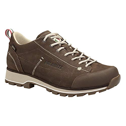 Dolomite Damen Zapato Cinquantaquattro Low Fg W GTX Sneaker, Dunkelbraun, 38 2/3 EU