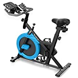 Best Spinning Bikes - Exercise Bikes,TELESPORT Indoor Cycling Bike, Cardio Workout Fitness Review