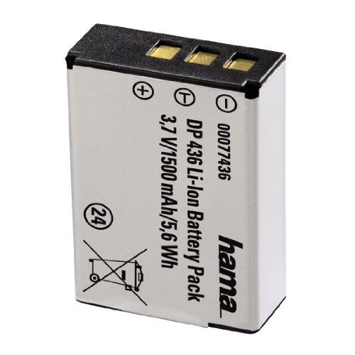Hama DP-436 - Batería Recargable para cámara Fuji NP-85 (5.6 WH, 1500...