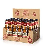 Birrificio Angelo Poretti Birra 6 Luppoli Bock Rossa 24 Bottiglie da 33 cl