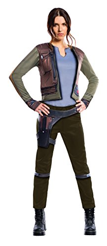 Rogue One: A Star WarsStory Women's Deluxe Jyn Erso Costume, Multi, Large