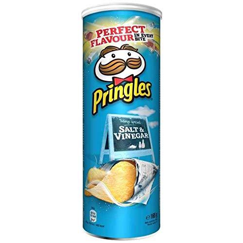 Patatas Fritas Sal Y Vinagre. 165 Gr Pringles