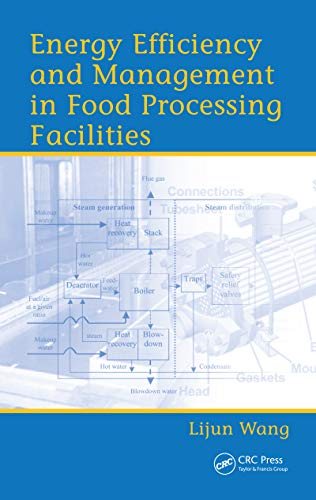 Energy Efficiency and Management in Food Processing Facilities (English Edition)