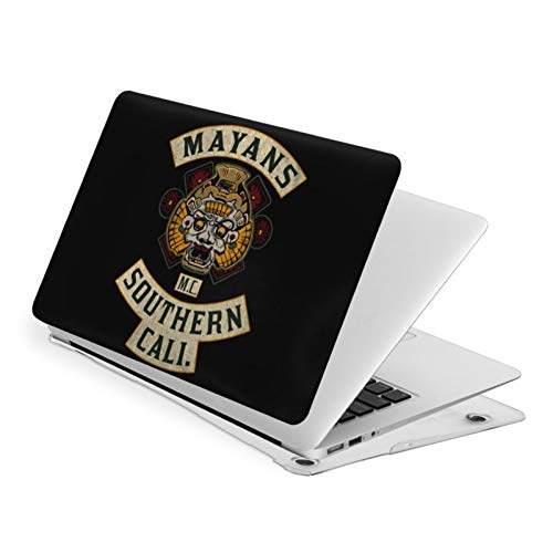 Ma-yans M-C New air13 touch13 15 inch CasePlastic Pattern Hard Case&Keyboard Cover&Screen Protector&Storage Bag Compatible with MacBook Air 13 Customized Printing Custom Logo