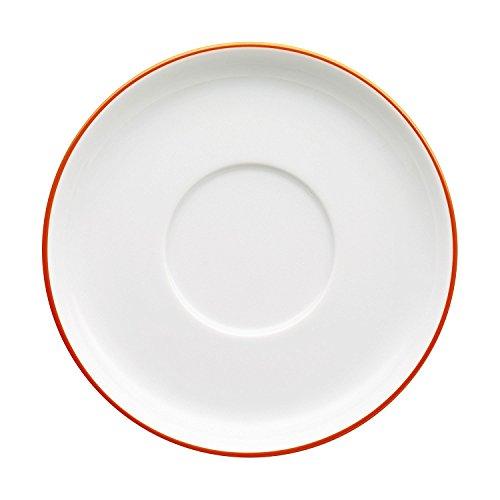 Arzberg-cUCINA cOLORI rED-tasse à expresso avec sous-tasses 13 cm
