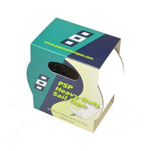 HD Sail Tape White 50mm x 2m
