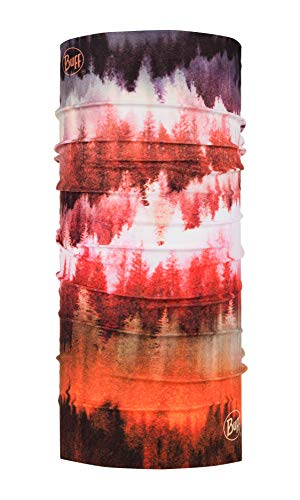 Buff Original Multifunktionstuch, Misty Woods Brown, One Size