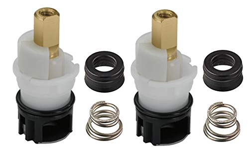 Stem Replacement for Delta faucet RP25513 + RP4993 Seat and Spring 2pk