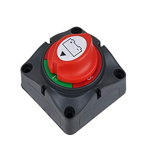 YOUNG MARINE Battery Disconnect Switch for Marine Boat Car Rv ATV Vehicles (Master Switch)