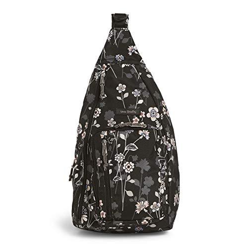 Vera Bradley Women's Lighten Up Sling Backpack, Holland Bouquet