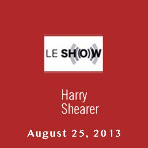 Le Show, August 25, 2013 cover art