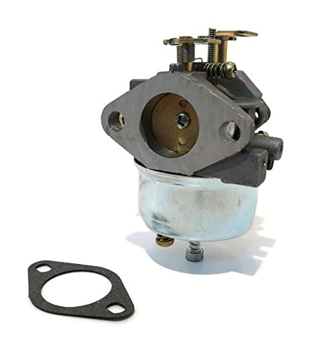 For Sale! The ROP Shop Adjustable Carburetor Tecumseh 7hp 8hp 9hp HM70 HM80 Ariens MTD Toro Snowblow...