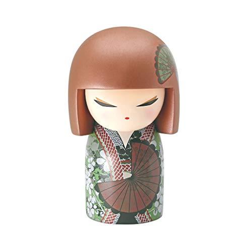 Kimmidoll Kokeshi 10 cm Hiro – Generosity Version Englisch