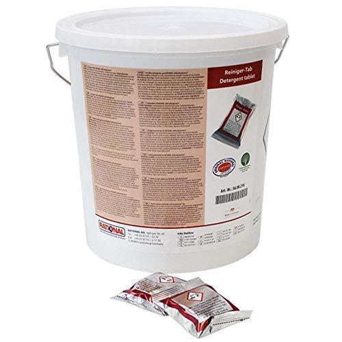 We Can Source It Ltd – Compresse detergenti rossi – Pastiglie combinate per la cura del forno – per forni Lincat e Rational SCC – per un'igiene e una salute ottimali – Vasca da 100 compresse