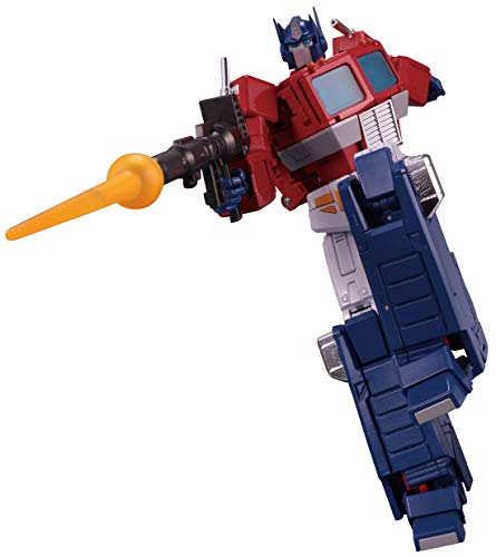 Transformers Masterpiece Optimus Prime VER3 Action Figure