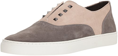 Donald J Pliner Men's ARYO Sneaker, Chocolate, 13 Medium US
