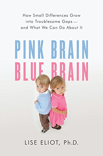 Pink Brain, Blue Brain: How Small Differences Grow into Troublesome Gaps- and What We Can Do About It -  Eliot, Lise, Hardcover