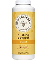 Burts Bees Baby Bee Dusting Powder Original for Kids 7.5 oz Powder