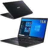 【Officeセット】(Windows11アップグレード対象) Acer Aspire3 Windows10 Home 64bit AMD Athlon Silver 3050U APU 8GB SSD 256GB 光学ドライブ非搭載 高速無線LANac Bluetooth HDMI USB3.2 webカメラ デュアルスピーカー マイク 10キー付日本語キーボード Radeonグラフィックス 15.6型フルHDノートパソコン Thinkfree office NEO 2019同梱