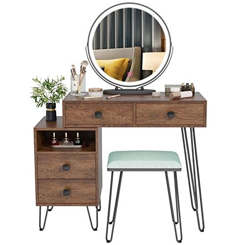 LUOWAN Vanity Desk