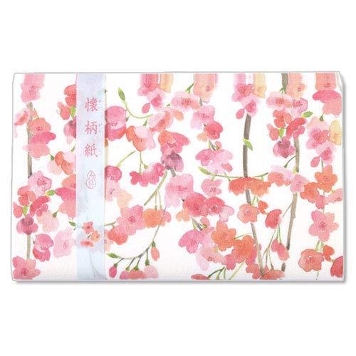 和詩倶楽部『懐柄紙 枝垂れ桜』