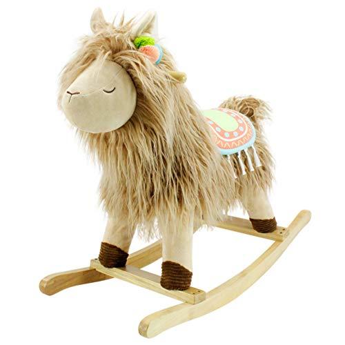 Soft Landing | Joyrides | Llama Character Rocker
