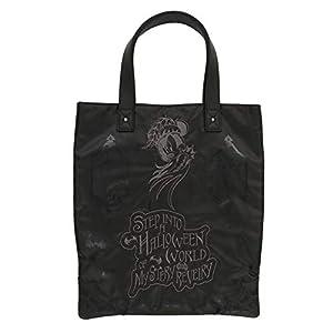 ディズニー ハロウィーン ハロウィン 2019 ( シー クール ) トートバッグ (黒) ミッキー マウス トート バッグ 鞄 かばん キャラクター ディズニーシー 限定