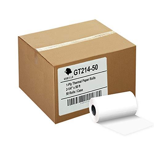 Papel Térmico 60x80  marca GorillaSupply