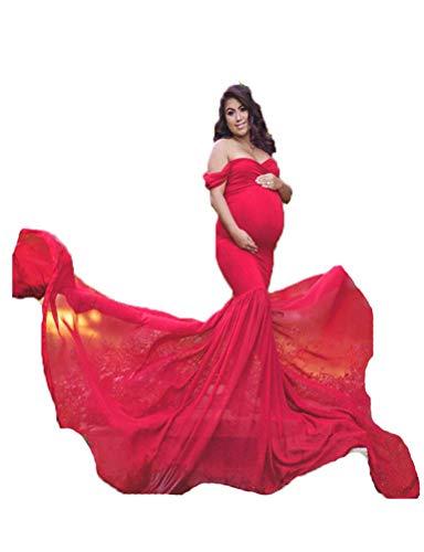 Lista de los 10 más vendidos para vestidos largos en color rojo