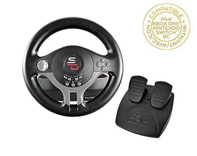 Superdrive - Racing Steering Wheel Driving Wheel