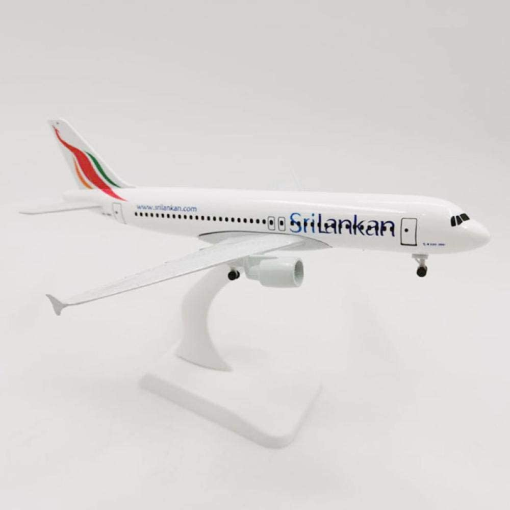 20CM Aircraft Model A320 Airbus Alloy 1: All items Max 59% OFF in the store die-Castin 300