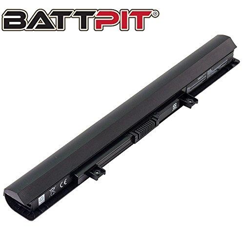 Battpit Laptop Akku für Toshiba PA5184U-BRS PA5185U-1BRS PA5186U-1BRS PA5195U-1BRS Satellite C50-B C55-B L50-B - [4 Zellen/2200mAh/33Wh]