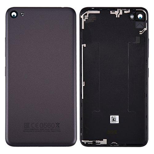 YANGJIE En Stock, Repuestos Tapa Trasera para batería Lenovo S60 (Gris) (Color : Grey)